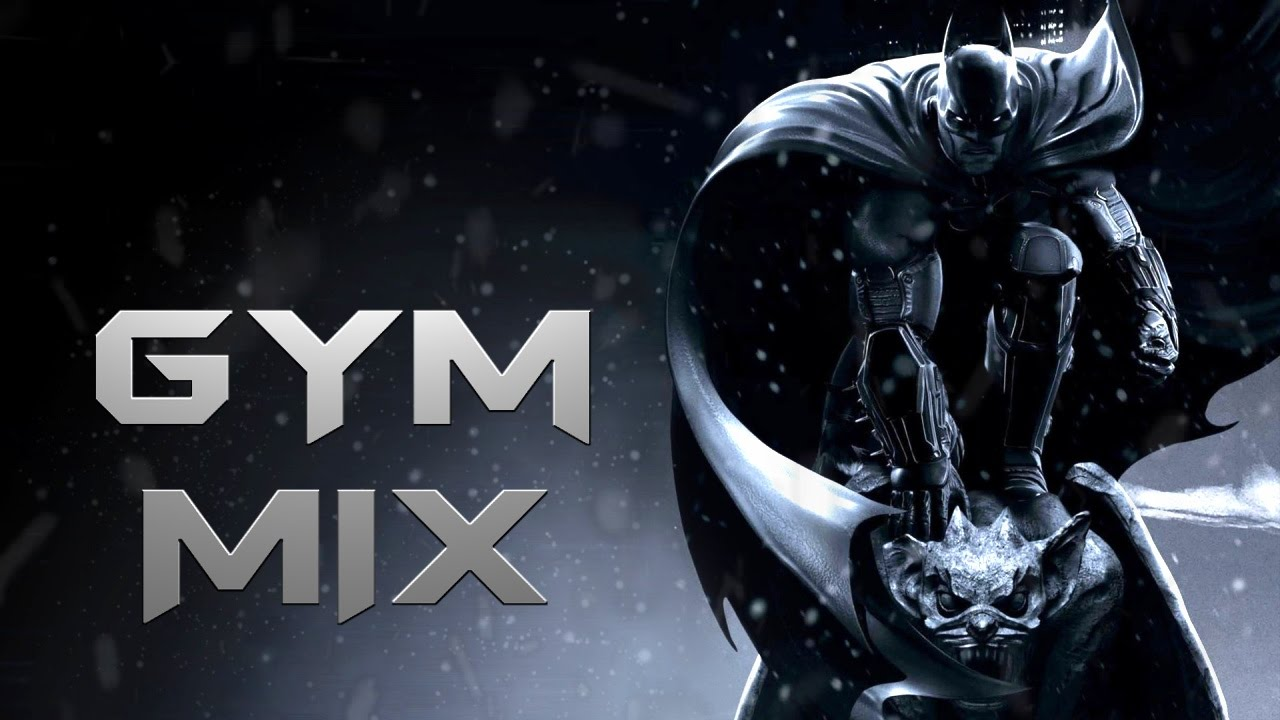 <div>Become The Batman |Music OST| 17min 'GYM MIX' Motivational Workout Music</div>