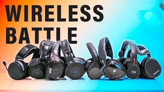 Video These Are The BEST Wireless Gaming Headsets! download MP3, 3GP, MP4, WEBM, AVI, FLV Juli 2018