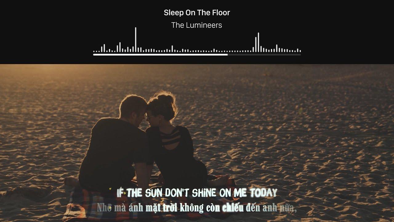 Lyrics+Vietsub] The Lumineers - Sleep