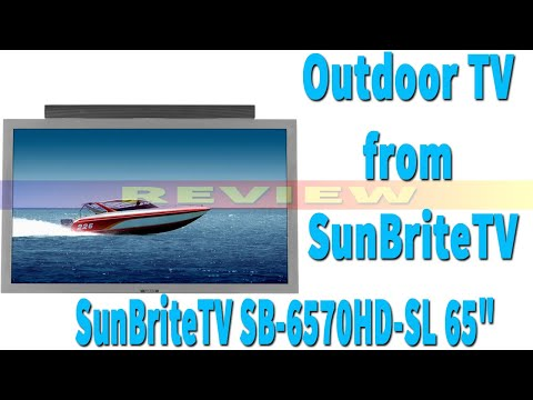 "SunBriteTV SB-6570HD-SL 65"" Signature Series REVIEW"