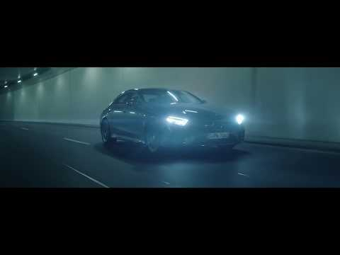 NEW Mercedes-Benz CLS Unexplainable  Debut