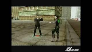 The Matrix Online PC Games Gameplay - Combat movie