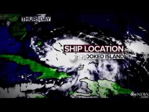 El Faro Cargo Ship  NTSB Launches Investigation Into How It Sank During Hurricane Joaquin