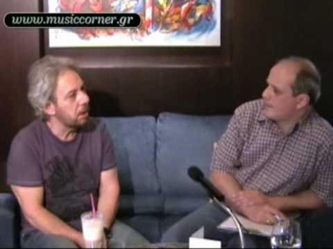 Ο Αντώνης Βαρδής στο MusicCorner.gr Μέρος Α'