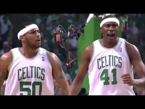 NBA On ABC Theme: 2008 Eastern Conference Semis Game 7 CLE VS BOS