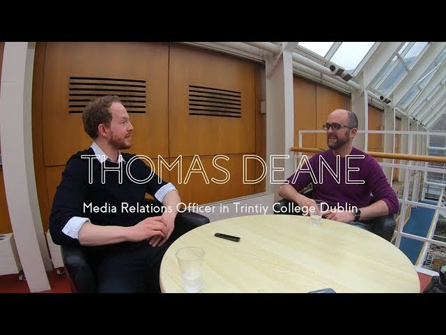 Citizen Journalist and Race for the New Story - Thomas Deane @Heliosphere