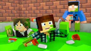 Minecraft: PISCINA DE AMOEBA !! - Casa Dos Youtubers #13