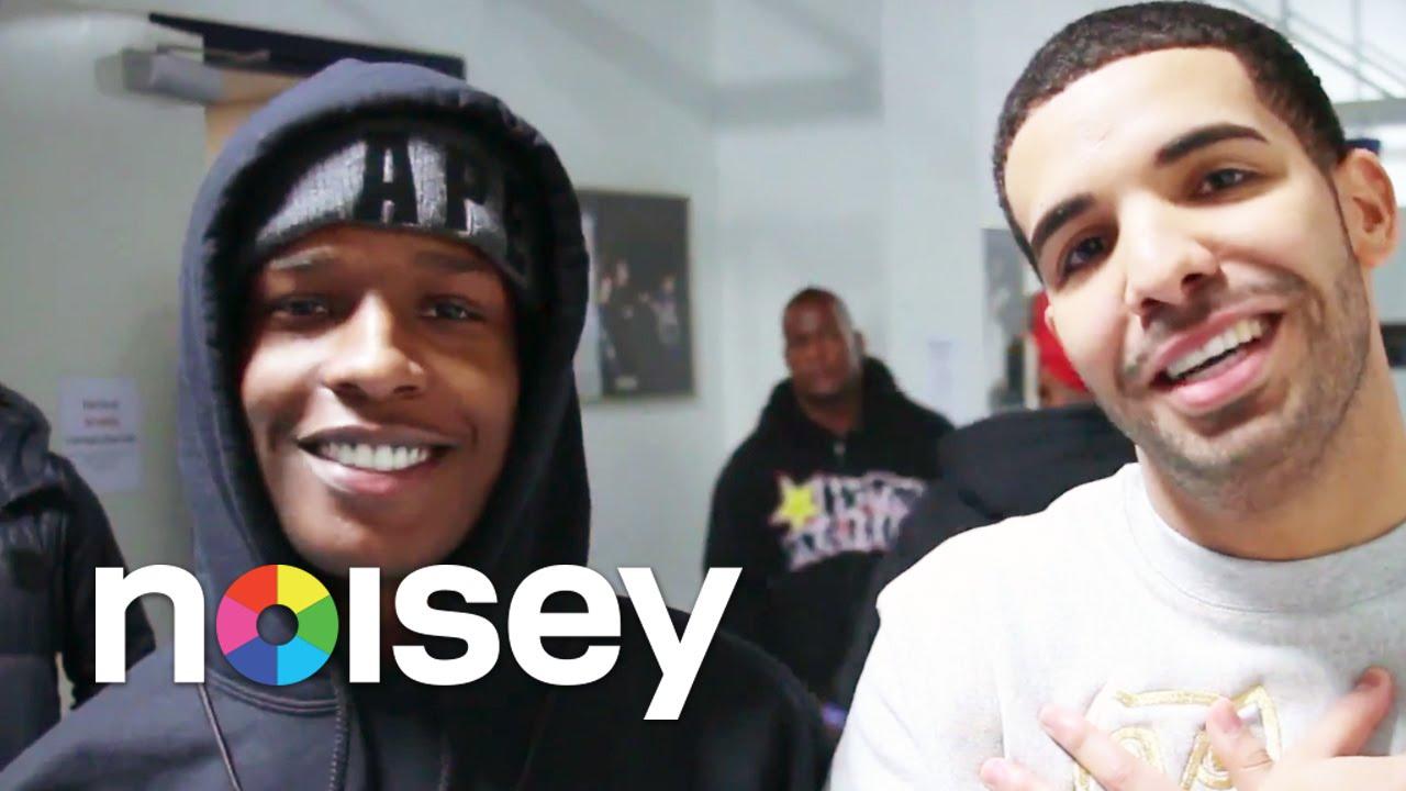 Rihanna ja ASAP Rocky dating 2014