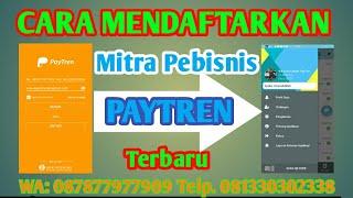 Video Cara Mendaftarkan Mitra Pebisnis PayTren Terbaru 2018 Lengkap download MP3, 3GP, MP4, WEBM, AVI, FLV Oktober 2018