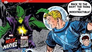 L'origine de Marvel Comics comme nous le savons avec C. B. Cebulski!   Cette Semaine dans Marvel