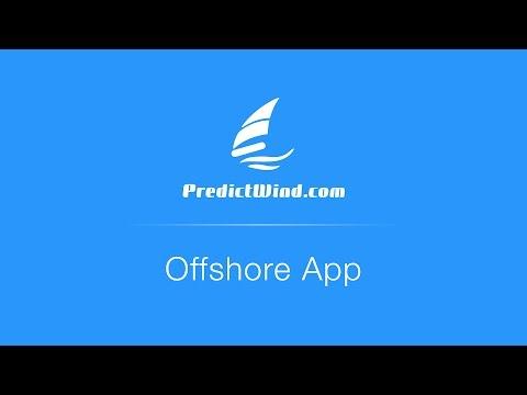 PredictWind - Offshore App