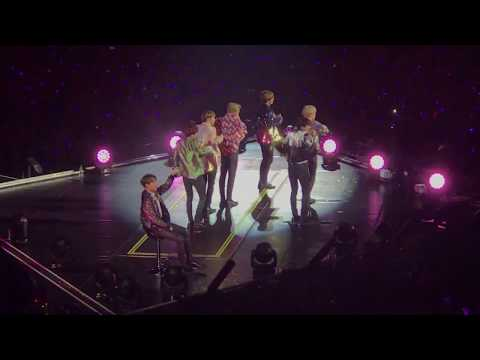 [Fancam] 181013 BTS - DNA | Love Yourself in Amsterdam