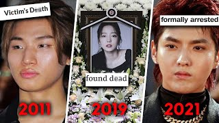 Download Most Shocking K-POP News Every Year From 2011 to 2021