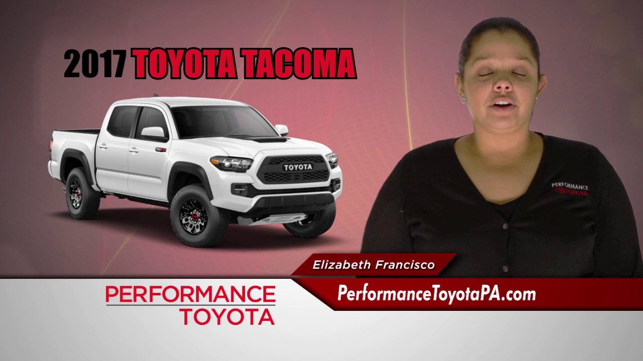 New Performance Toyota Deals In Reading, PA