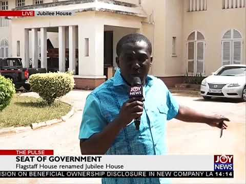 Seat of Government - The Pulse on JoyNews (29-3-18)