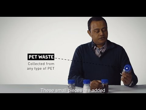 Technology that could cut PET plastic waste