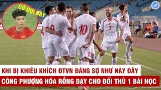 Nhảy Nhót ăn Mừng Khiêu Khích Công Phượng Và HLV Park   Đội Bóng Tây Á Nhận Ngay Cái Kết đắng Ngắt