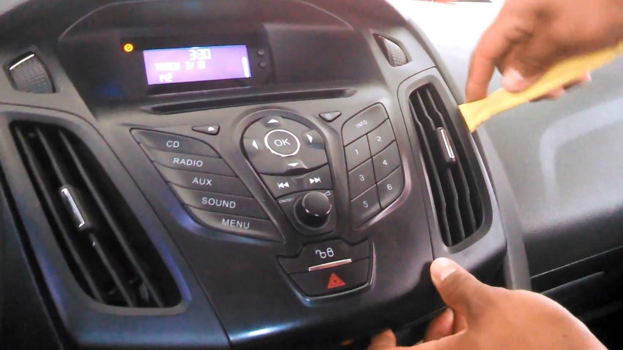 Reparaci 243 N Est 233 Reo Ford Focus 2012 2013 Y 2014 Youtube