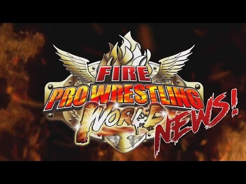 Fire Pro Wrestling World | News - Submission, Mission Mode, and More!
