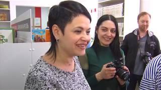 Библиотека Аркадия Гайдара в Омске снова открыта