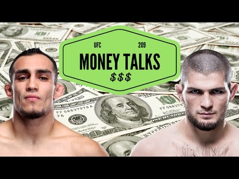 Playing Hardball with Tony and Khabib
