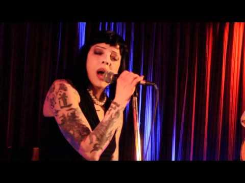 Punk rocker bif naked on gratitude, laughter