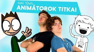 Animátorok titkai?! Beszéljük ki EatMyPie-al és Ungdanival!   Játsszuk le!