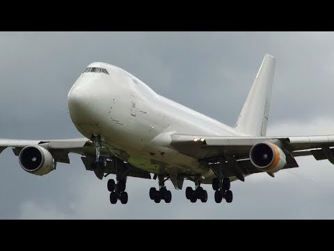 Hangar Spotting 32: Cargo Ops at Piarco