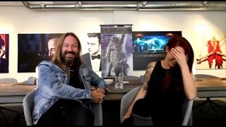 HAMMERFALL - Interview & (r)Evolution track by track with Joacim Cans