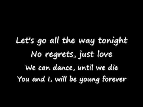Katy Perry - Teenage Dream lyrics [HD] [NEW]
