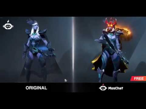 Moschat DOTA 2 SKIN CHANGER FOR FREE