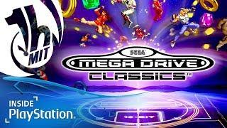 Sega Mega Drive Classics: Peitschenladies und Hip-Hop-Aliens!   1 Stunde mit