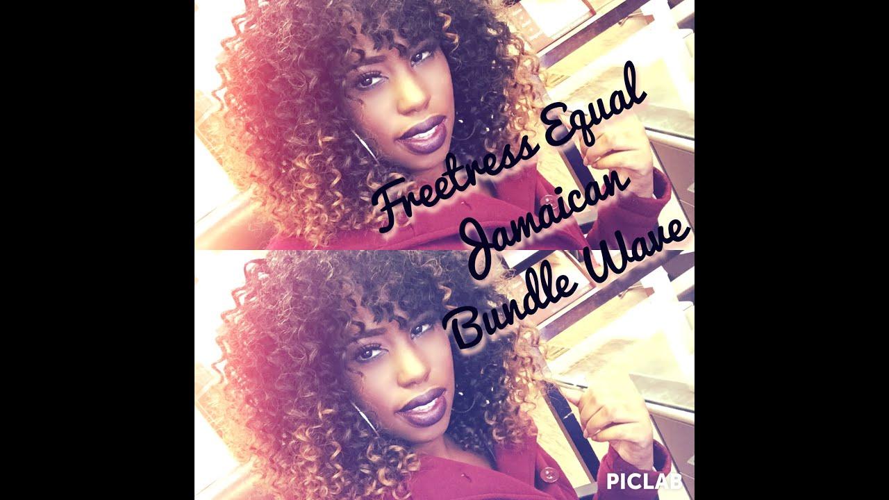 Freetress Equal Jamaican Bundle Wave