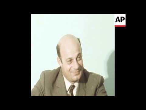 SYND21/09/71 TURKISH CYPRIOT NEGOTIATOR RAOUF DENKTASH INTERVIEW