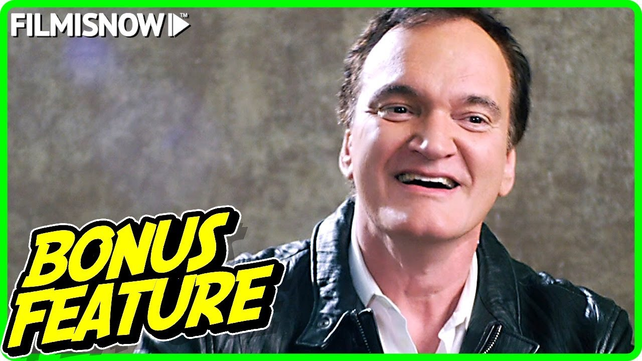 ONCE UPON A TIME IN HOLLYWOOD | Quentin Tarantino Featurette