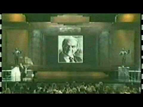 Karl Malden  Michael Douglas Award for the life of actors Los Angeles2004