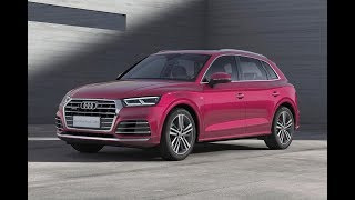 New Audi Q5L CN Concept 2019 - 2020 Review, Photos, Exhibition, Exterior and Interior