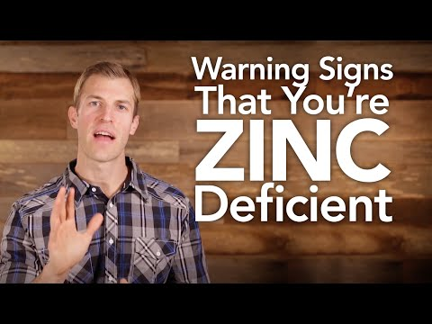 Warning Signs That You're Zinc Deficient | Dr. Josh Axe