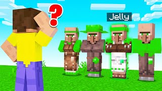 Can You GUESS WHO Is The REAL JELLY? (Minecraft)
