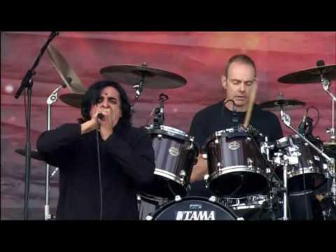Killing Joke - Love Like Blood - Sonisphere Festival 09 UK HQ