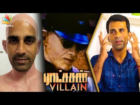 Pain & Suffering Behind My Makeup : Ratsasan Villain Saravan
