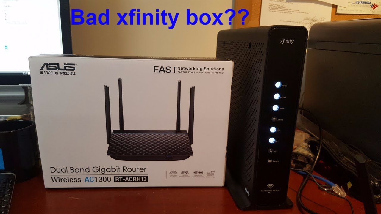 How To Fix Comcast Xfinity Wifi Connection Youtube