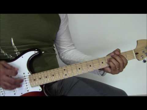 Crosstown Traffic (Guitar Cover) - Jimi Hendrix