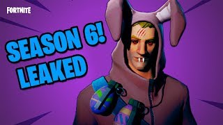*NEW* SEASON 6: DARK WORLD SKINS! - FORTNITE BATTLE ROYALE