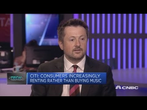 Just 12 percent of music industry revenue ends up with artists: Citi | Street Signs Europe Mp3