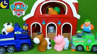 Paw Patrol Ultimate Rescue Find Mix and Match Farm Animals Dinosaur Transformers Lego Duplo Toys