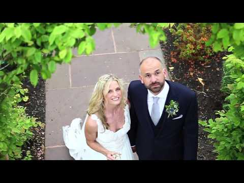 Kirk & Stephs Wedding Highlights // Owen House Barn