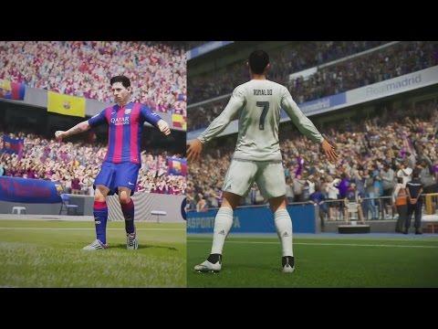 Fifa - Real Madrid C.F vs FC Barcelona (El Clásico)