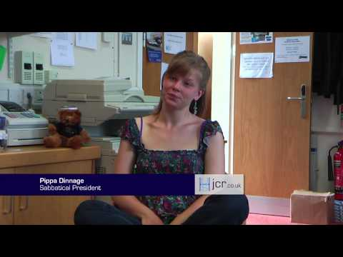 Meet Pippa Dinnage - President 2010-11