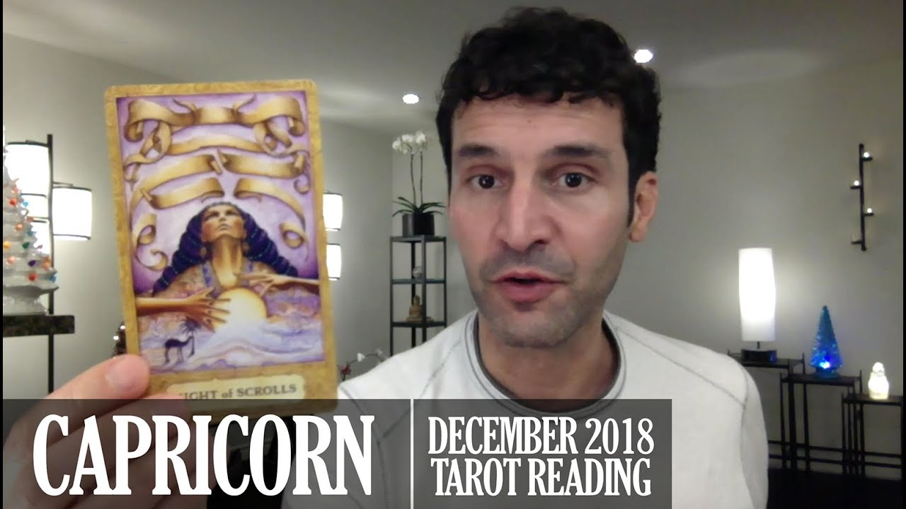 intuitive tarot by nicholas cancer december 2019